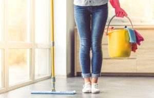 Γιατί το νοικοκυριό είναι μια πρώτης τάξης ψυχοσωματική άσκηση;